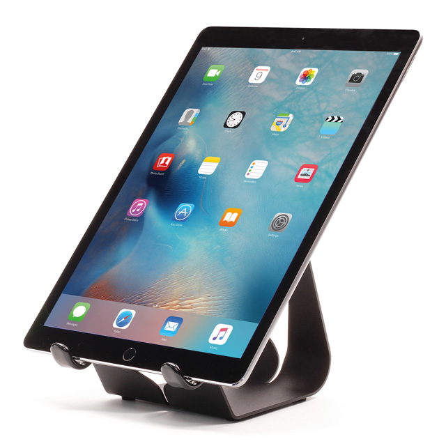 iPad Stand with portrait iPad Pro 12.9
