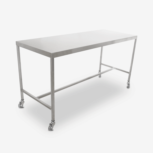 ITH - 2472 - 24 x 72 x 34 Instrument Table w/ H Brace