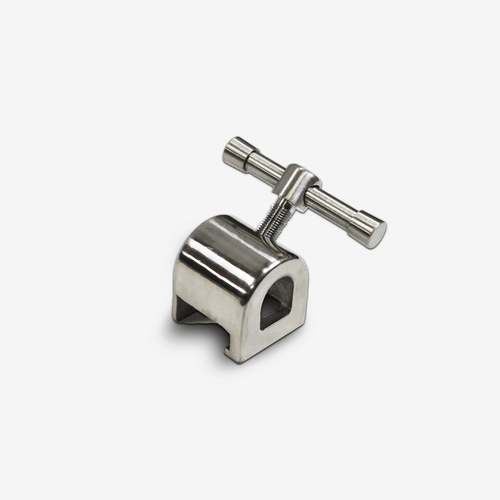 CL-2100 Stainless Steel  Round Bar  Accessory Clamp