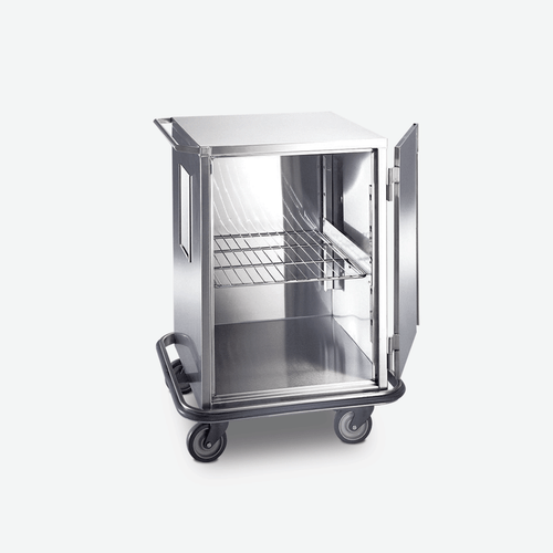 CC-2100 Stainless Steel Case Cart