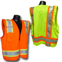 Radians Class 2 Breakaway Surveyor Vest