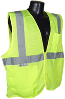 Class II Safety Vest - Case of 25