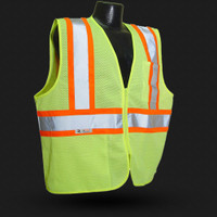 Radians SV-22 Class 2  Two-Tone Safety Vest - Large