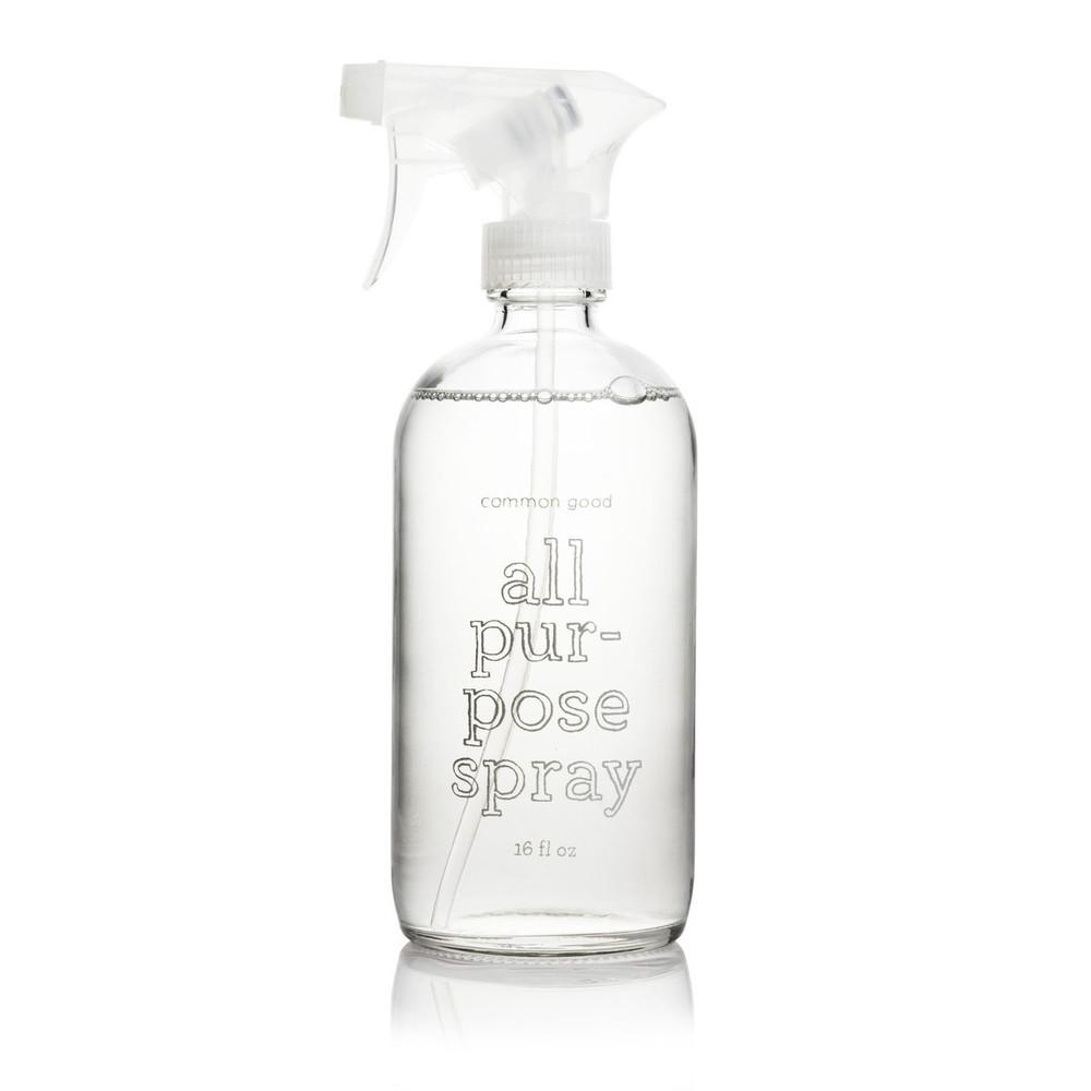 All Purpose Glass Bottle