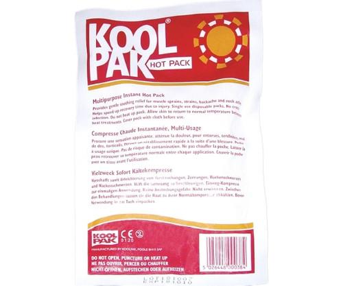 Koolpak Instant Hot Pack (HOT)