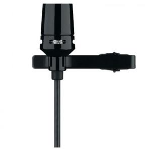 Shure CVL-B/C-TQ  Lavalier Mic Condenser TA4F