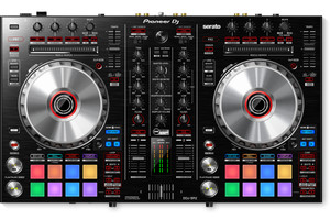 Pioneer DDJSR2 2-Channel DJ Controller for Serato DJ