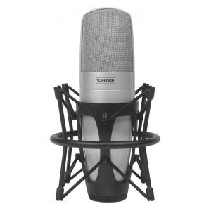 Shure KSM32/SL Studio Condenser Microphone, Champagne finish