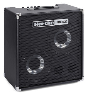Hartke HD500 combo bass amplifier