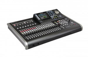 "Tascam DP24SD Digital Portastudio 24-Track Recorder with (8) XLR-1/4"" Combo Inputs"