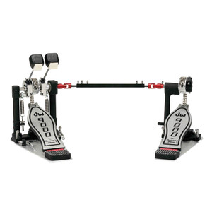 Drum Workshop DWCP9002PBL 9000 Series Double Pedal with bag, Left