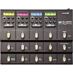 Line 6 M13 Stompbox Modeler Guitar Multi-Effect Pedal