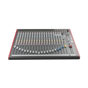 Allen & Heath ZED22FX 22 Ch Live / Recording Mixer with USB, FX, and SONAR X1 LE