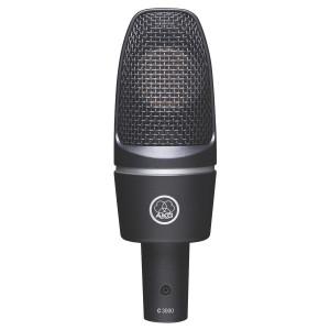 AKG C3000 Professional Stage / Studio Microphone