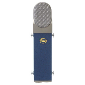 Blue Blueberry Signature Series Cardioid Condenser Studio Vocal Mic