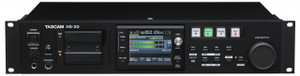 Tascam HS20 2-Channel Network-Enabled Solid State Recorder