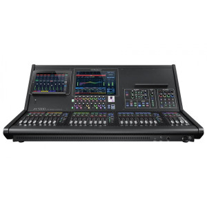 Roland M5000 24-bit/96 kHz Digital Live Mixing Console with OHRCA, Touchscreen Control and USB Audio Interface