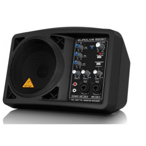 Behringer B205D powered monitor speaker