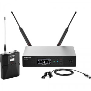 Shure QLXD14/85 Lavalier Wireless System