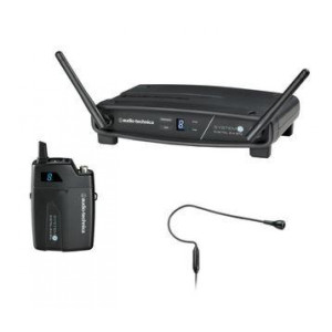 Audio Technica ATW1101/H92 System 10 Series Headworn Digital Wireless System (PRO 92cW)