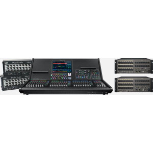 Roland M5000-22416EX 96x64 Digital Mixing System