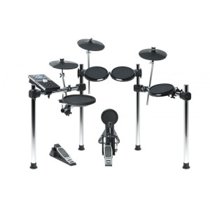 Alesis Forge Kit Eight-Piece Electronic Drum Kit with Forge Drum Module