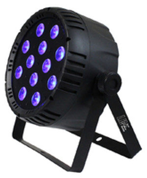 Blizzard Lighting LBPARQUADRGBW 12x10W RGBW 4-in-1 LED Par