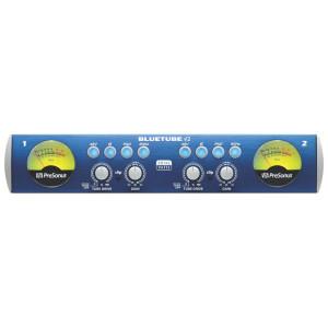PreSonus BLUE TUBE DP V2 2-Channel Mic/Instrument Tube Preamp