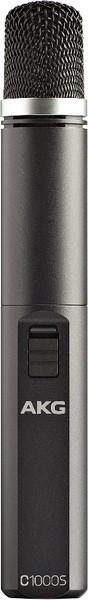 AKG C1000S Dual Pattern Small Diaphragm Condenser Microphone