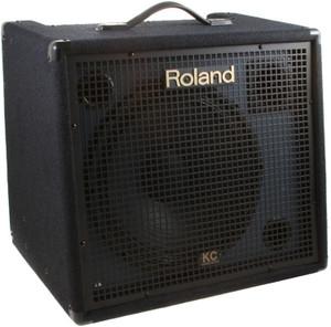 """RolandKC550 Stereo Mixing Keyboard Amplifier, 15"""" / 180W"""