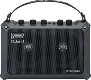 RolandMOBILE CUBE Battery-Powered Stereo Amplifier