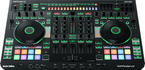 RolandDJ808 DJ Controller with Serato DJ Integration