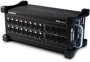 Allen & Heath AB168 Portable AudioRack, Remote Stage Box