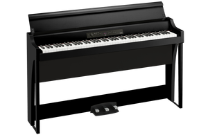 Korg G1 Air Digital Piano with Three Pedals, Bluetooth Compatible