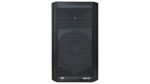 "Peavey	DM112	 Dark Matter Series 12"" 2-Way Powered Loudspeaker with Onboard DSP"