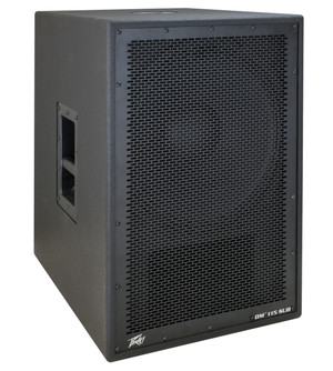 "Peavey	DM115SUB	Dark Matter Series 15"" Powered Subwoofer with Onboard DSP"