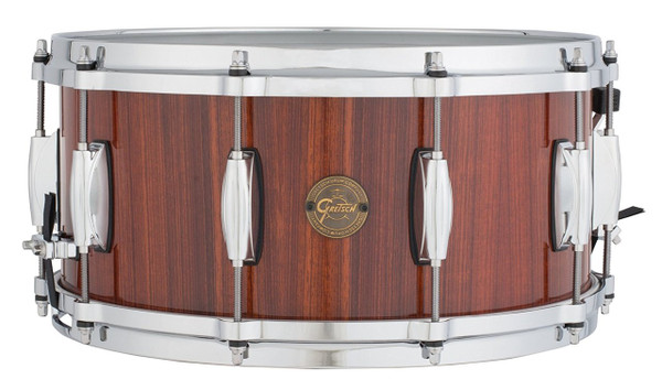 Gretsch Rosewood Snare Drum 6.5x14