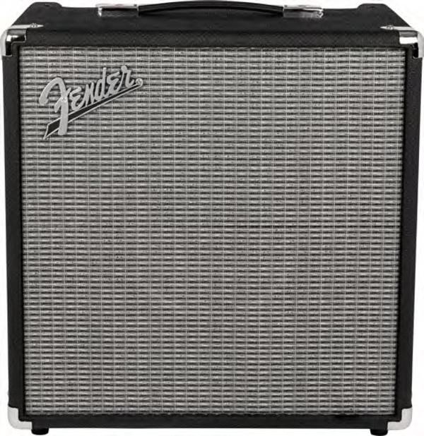 "FenderRumble 40 40W 1x10"" Bass Combo Amplifier"
