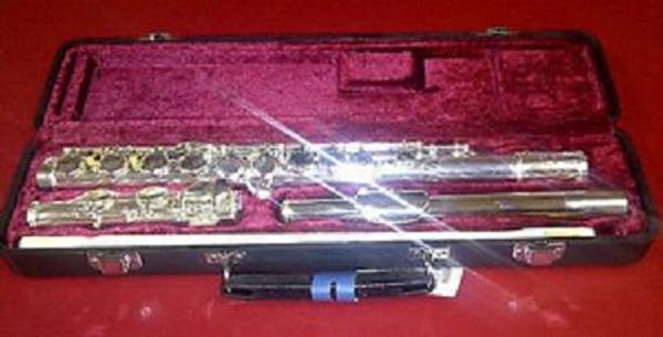 Jupiter JFL710/507S standard closed hole flute