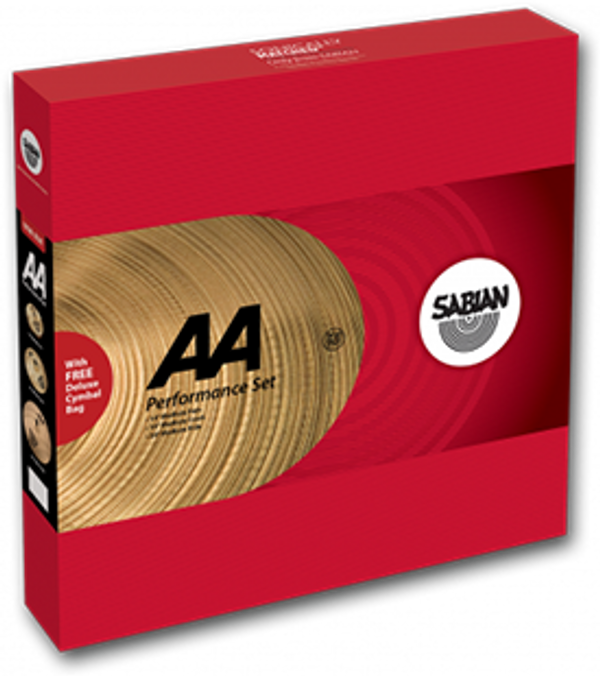 Sabian AA Performance Set