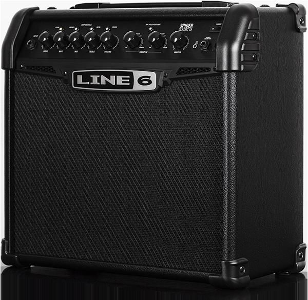 Line 6 Spider V Classic 15 guitar amplifier