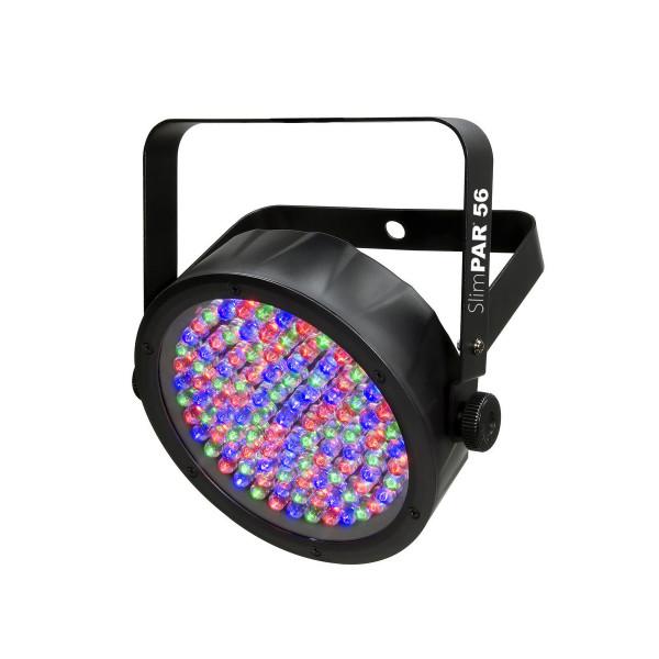 Chauvet Slimpar56 Compact and Low-Profile Wash Light (108 LEDs)