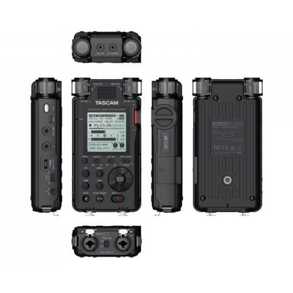 Tascam DR100mkIII 192 kHz / 24-bit Stereo Portable Recorder