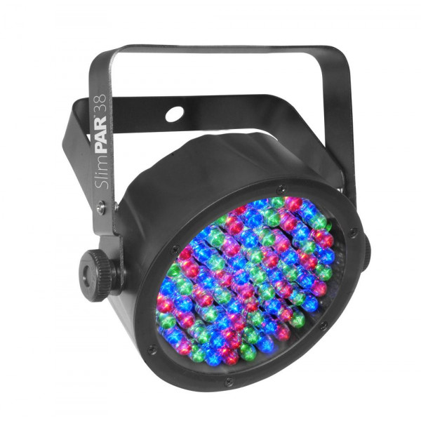 Chauvet Slimpar38 Compact and Low-Profile Wash Light (75 LEDs)