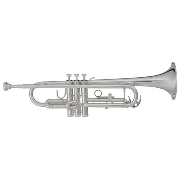 Blessing BTR1460S Silver Finish Intermediate Trumpet