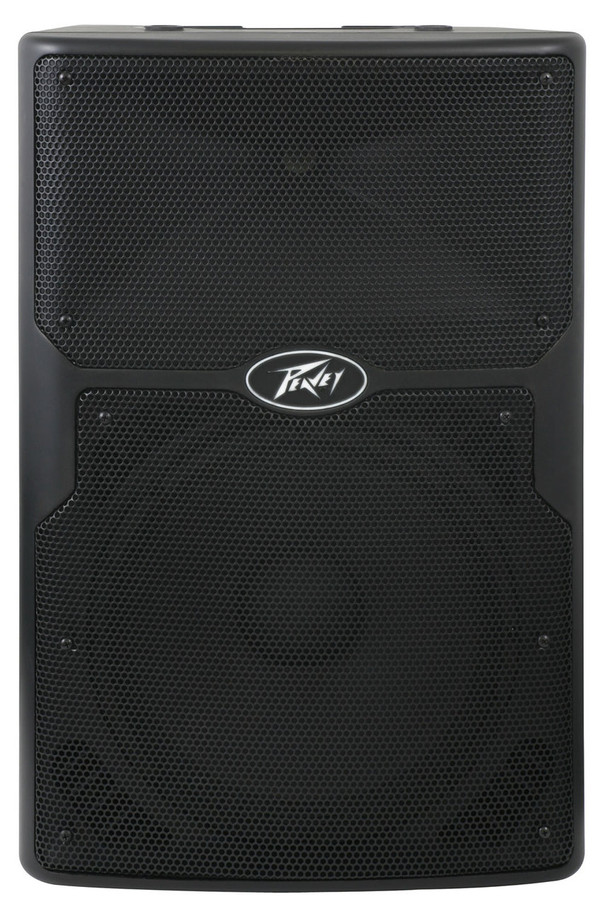 "Peavey	PVX12 12"" Two-Way Passive Loudspeaker, 400W Program"