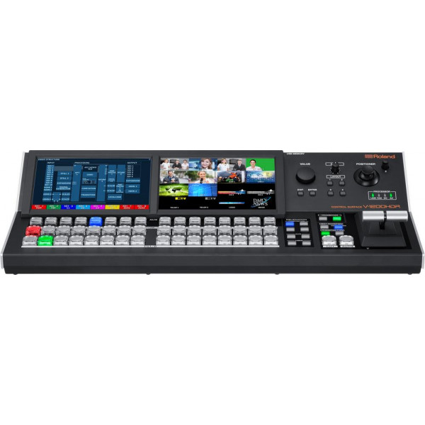 Roland V1200HDR Multi-format Video Switcher Remote