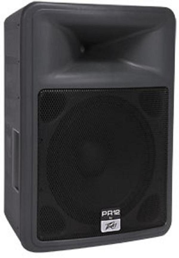 "Peavey PR12 Portable 2-Way Speaker with 12"" Woofer"