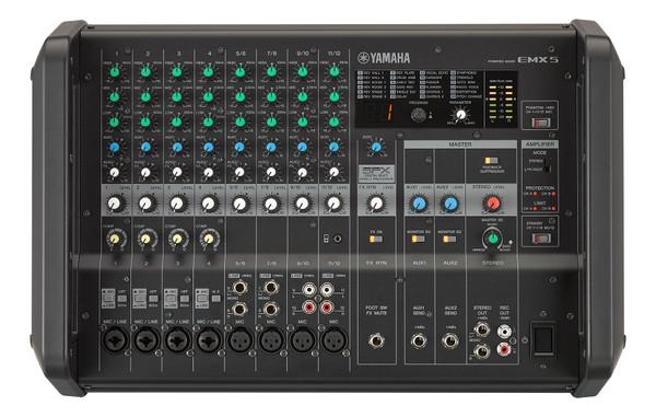 Yamaha EMX5  Powered Mixer And Amplifier