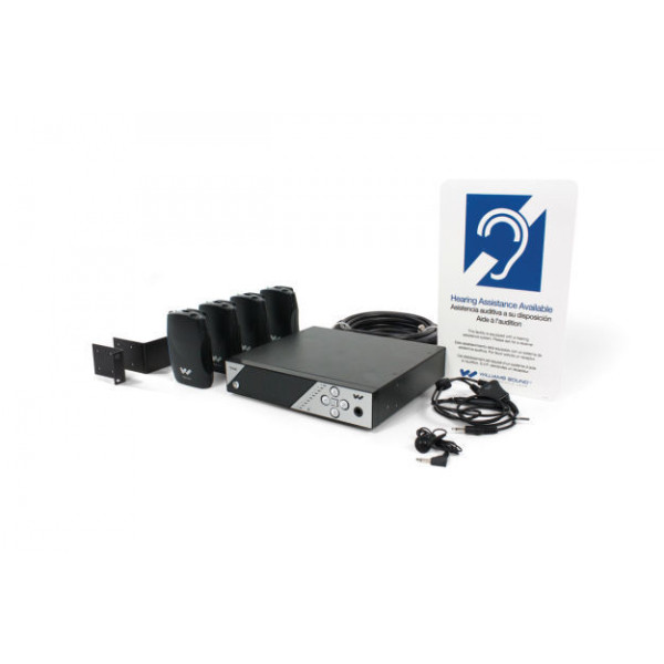 Williams PPA457PRO Hearing Assistive System